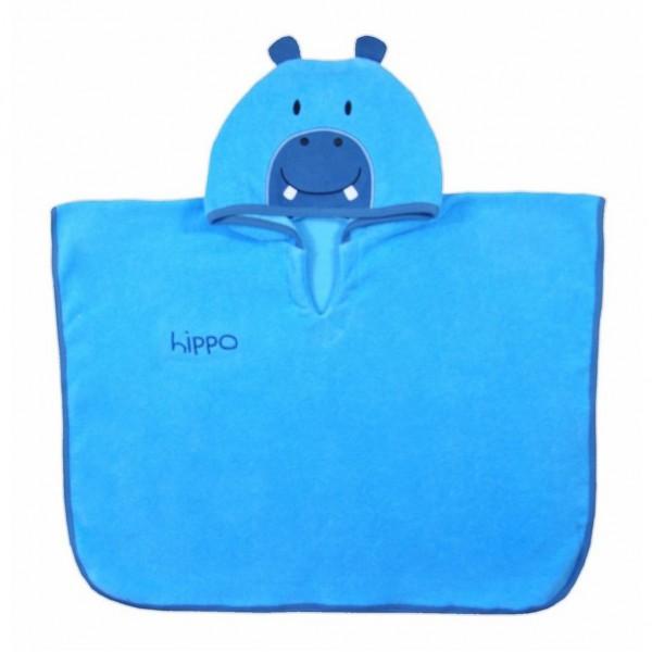 b7f9612a823 Dětské pončo Koala Freak modré 98-110 110 (4-5r)